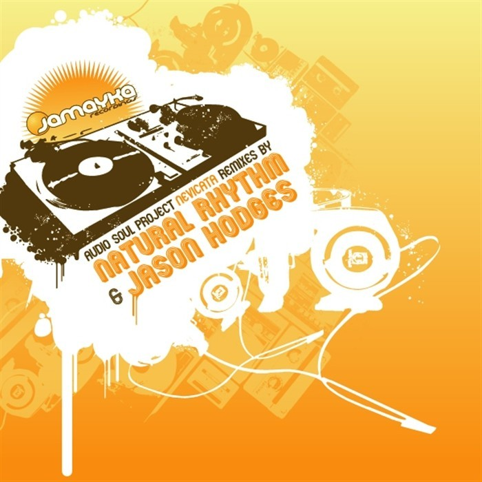 "Audio Soul Project ""Nevitica""  Jamayka Recordings (2005)"