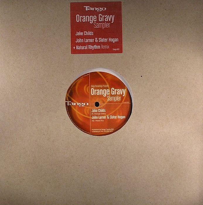 "Jake Childs ""Orange Gravy""  Tango Recordings (2005)"