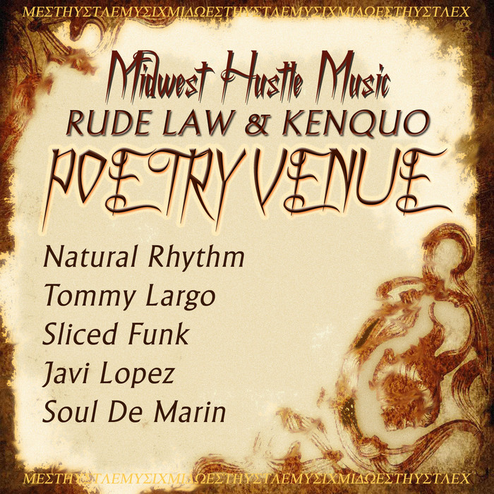 """Rude Law & Kenquo """"Poetry  Venue"""" Midwest Hustle (2009)"""