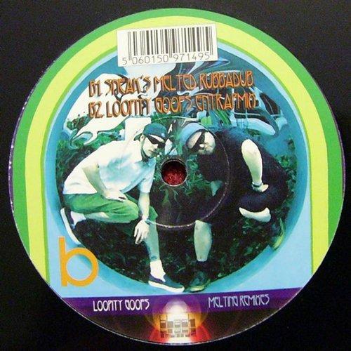 "Loopity Goofs ""Melting""  Black Crack Records (2008)"
