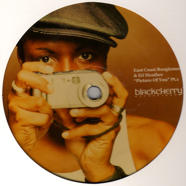 """ECB & Heather """"Picture of You""""  Blackcherry Recordings (2005)"""