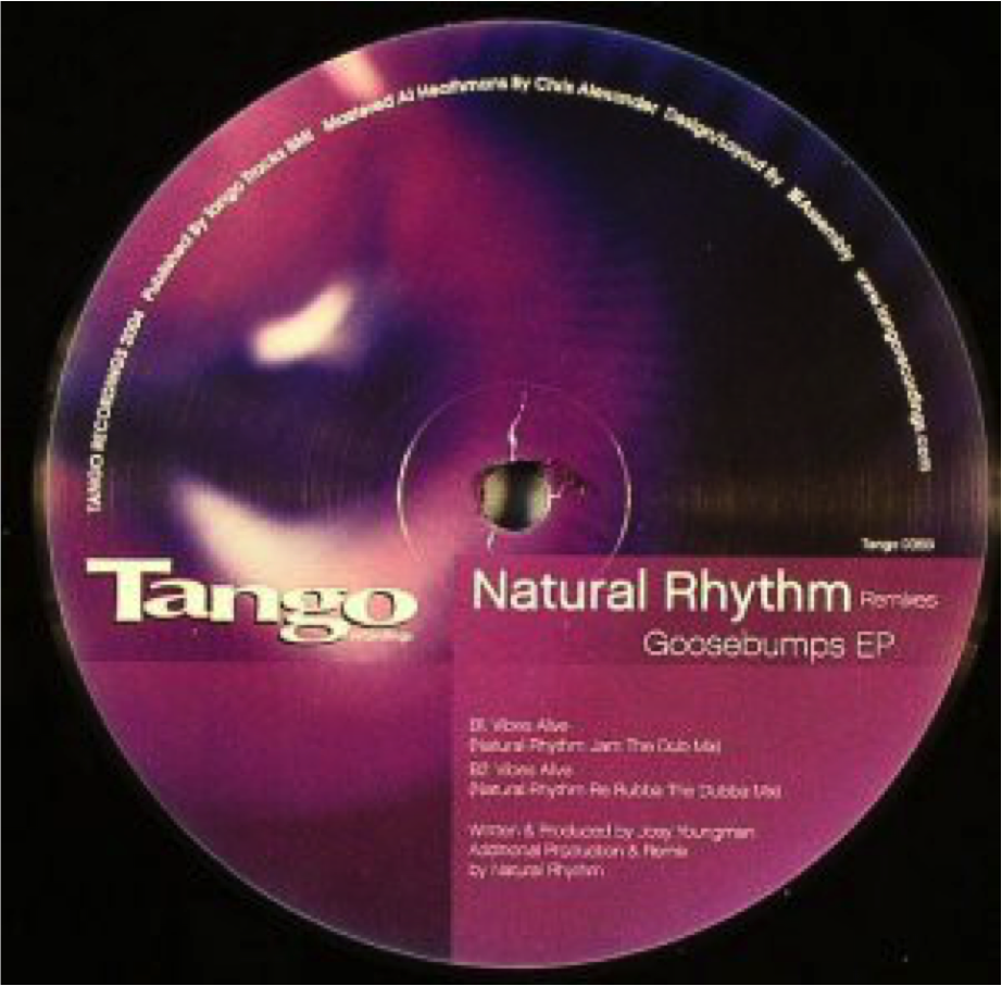 "Joey Youngman ""Vibes Alive""  Tango Recordings (2004)"