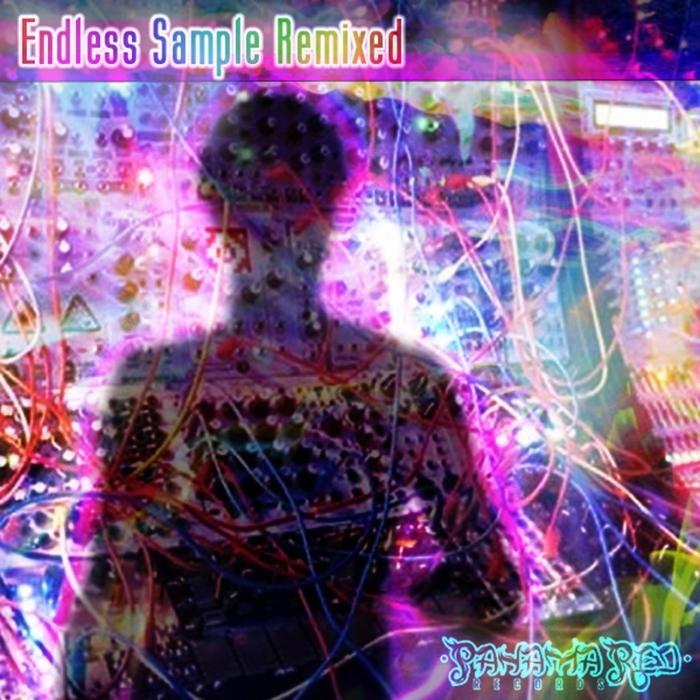 "Endless Sample Remixed ""Modular  Integration"" Panama Red (2017)"
