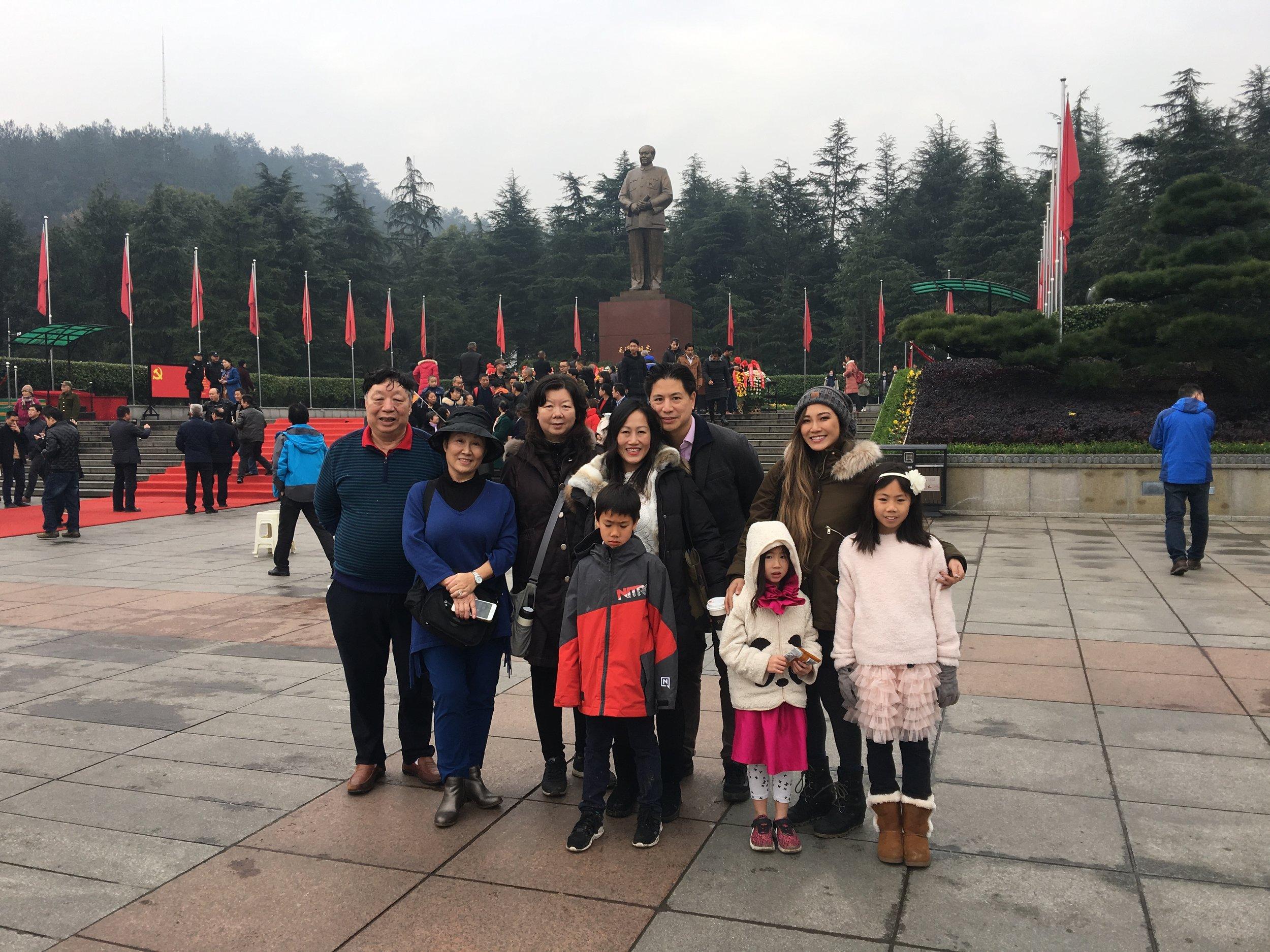 Changsha Mao Memorial Park