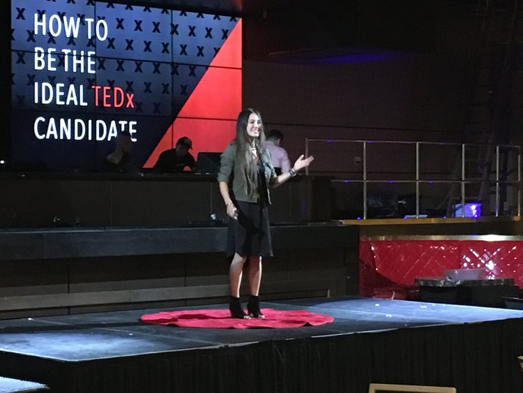 """Talk on """"How to be the Ideal TEDx Candidate"""""""