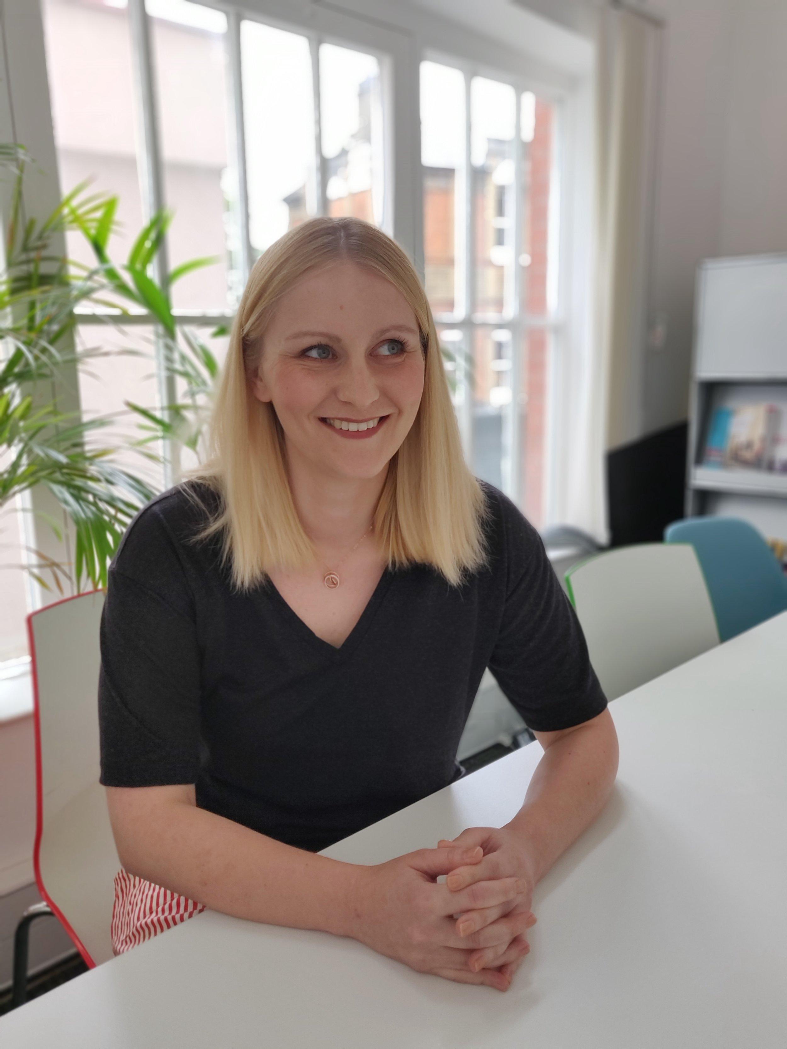 Olga Foster  Associate Director