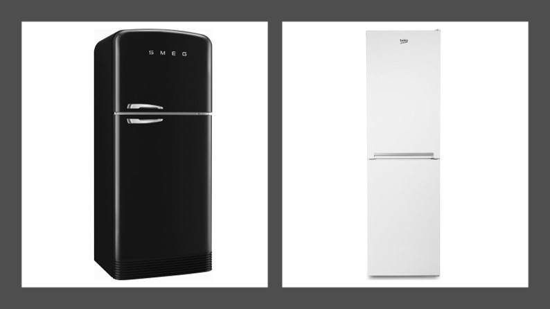 How cool is your cooling? Pics: SMEG & Beko