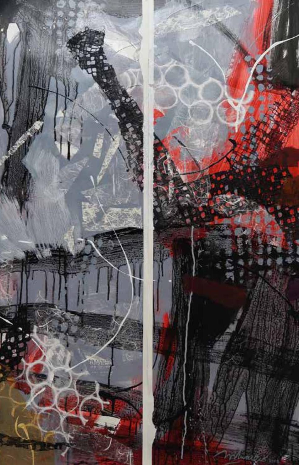 Correspondence with Erik Satie 16 (DIPTYCH)