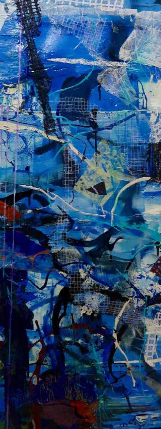 Correspondence with Erik Satie   Blue 5