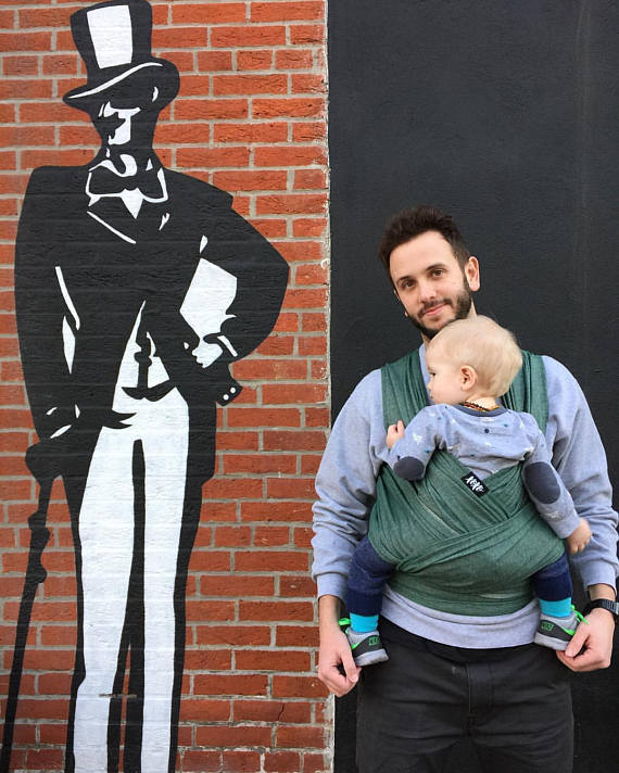 Alex Kaslowitz from XOXO Baby Carrier will be at The Petite Retreat again this year. This buckle wrap baby carrier you get when you purchase a Base Camp ticket + VIP Upgrade for the 6m-18m range!   Photo Courtesy of The Petite Retreat Team