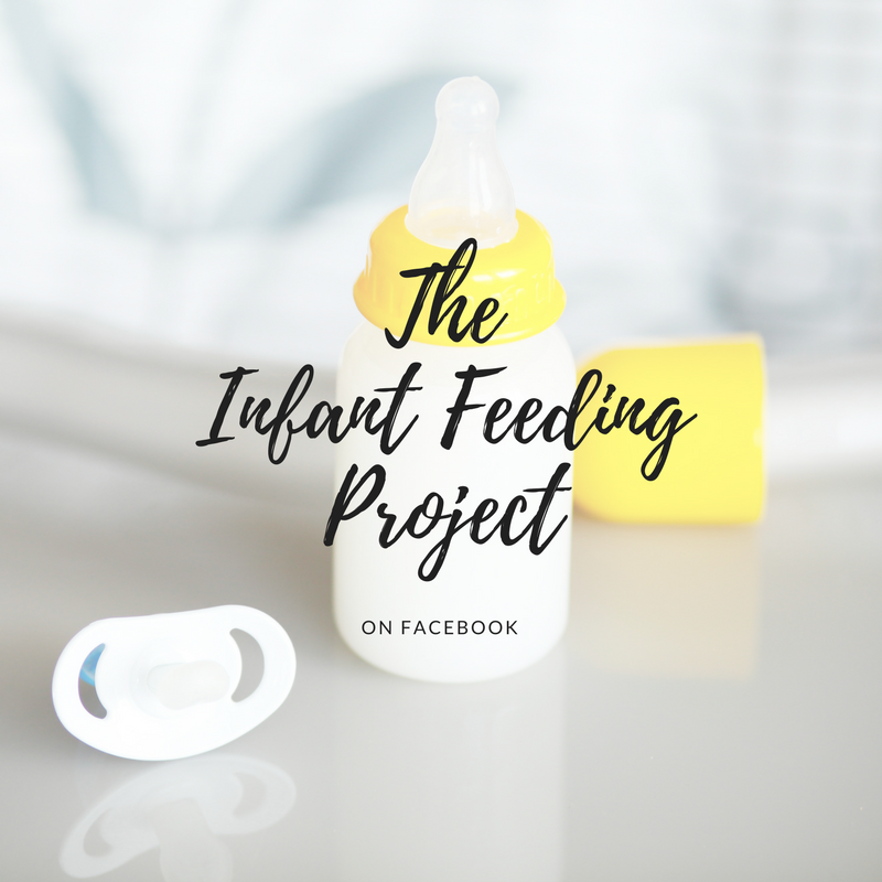 The Infant Feeding Project On Facebook