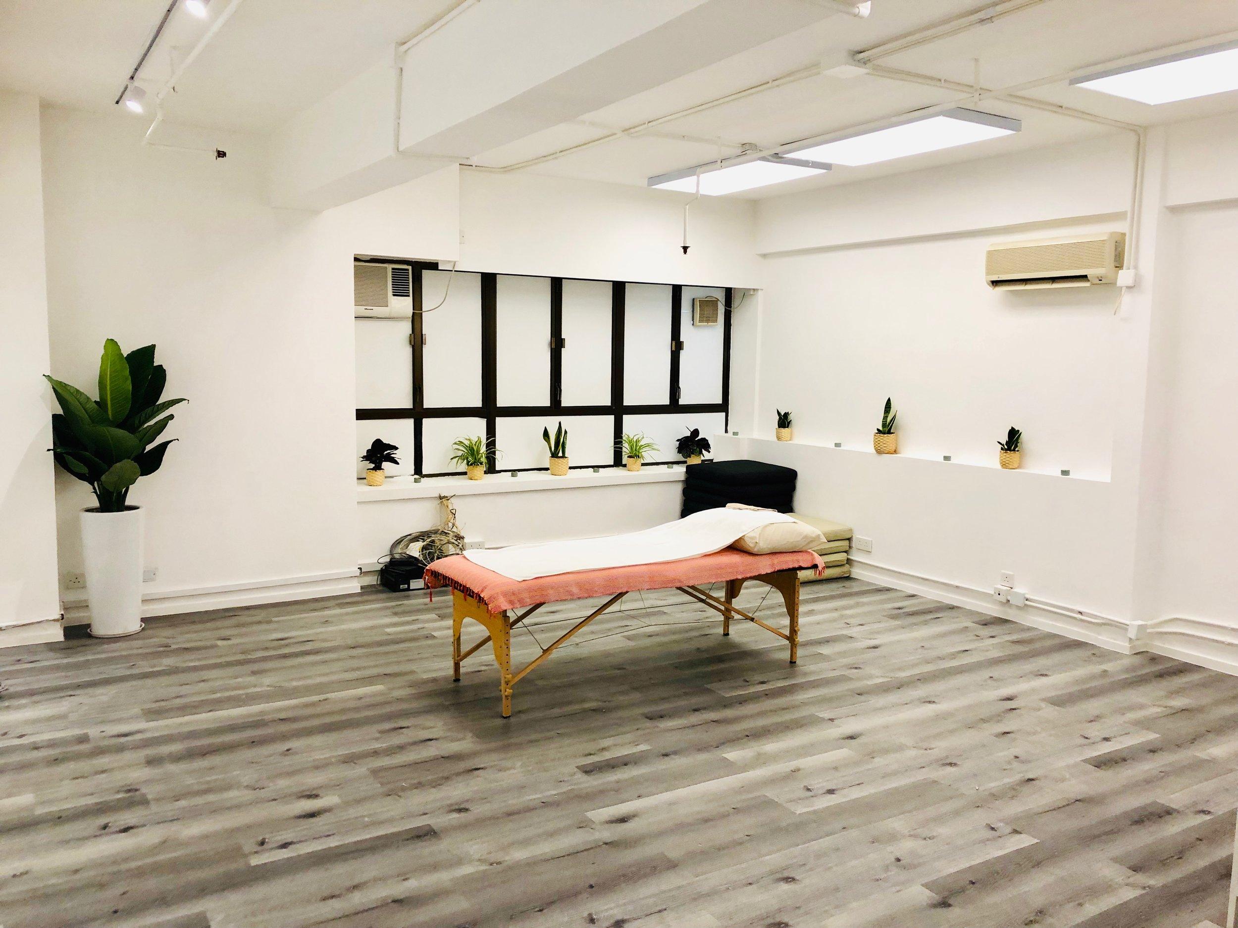 Corie Chu Healing Studio 1