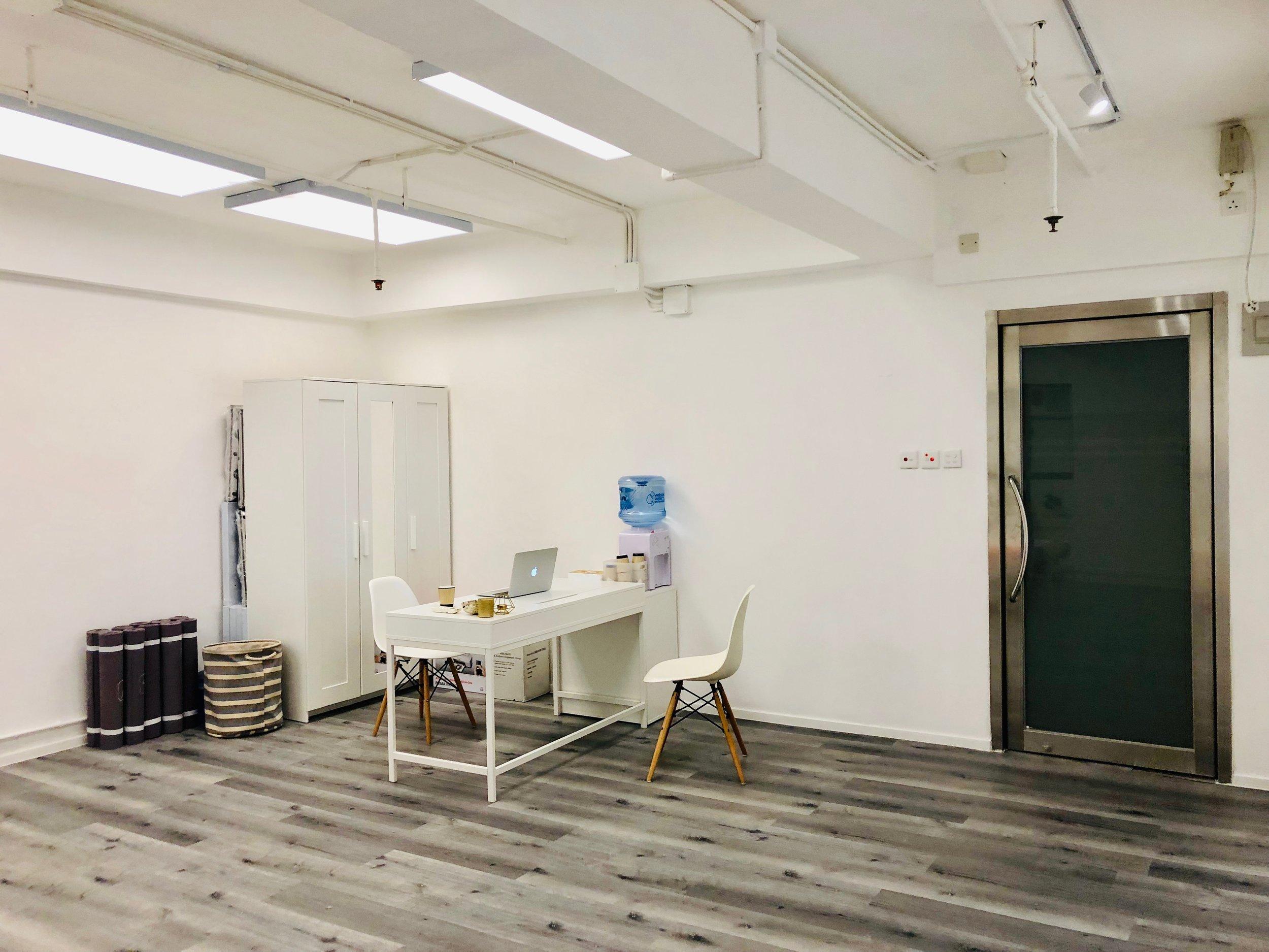 Corie Chu Healing Studio 2
