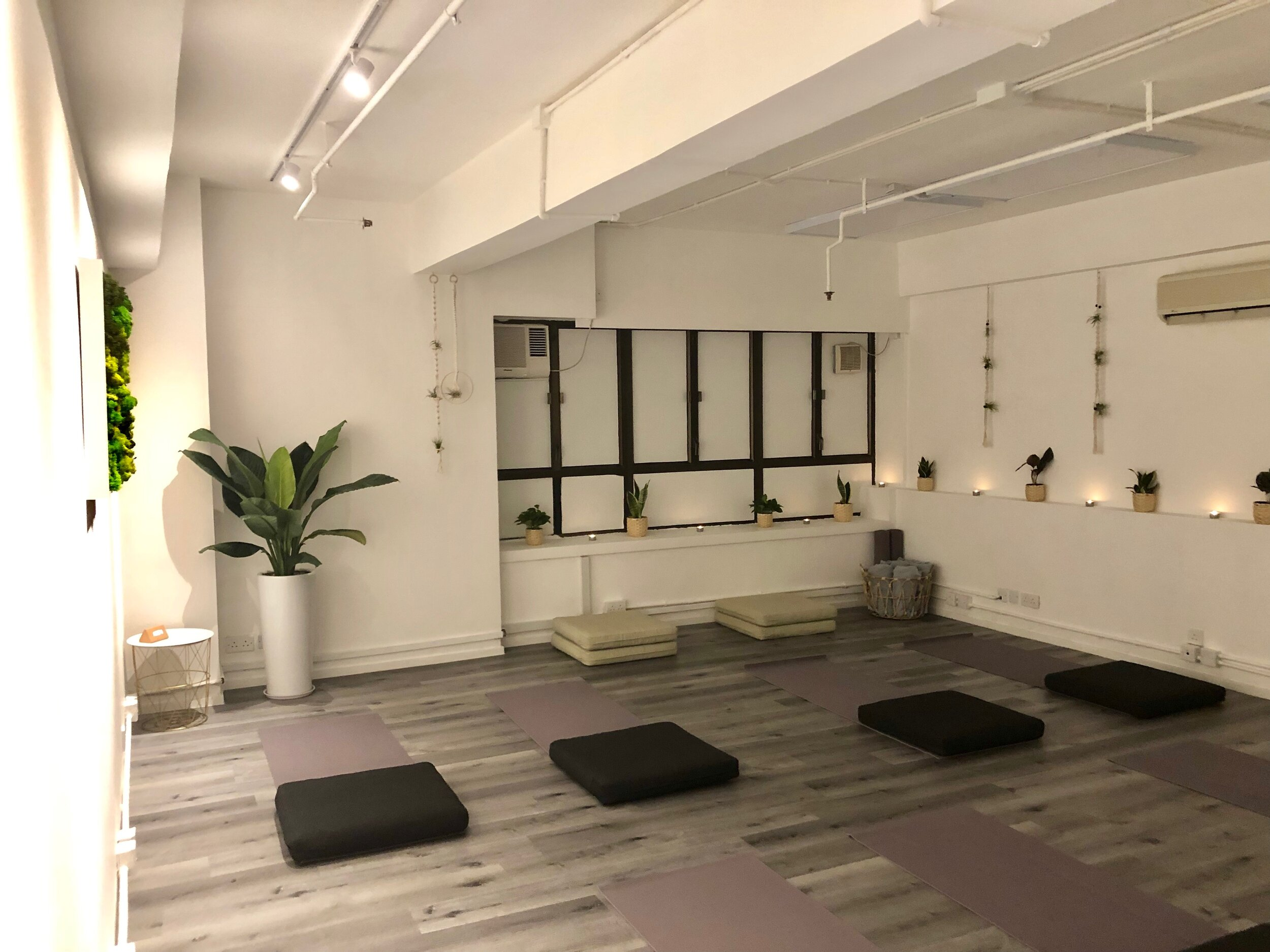 Our studio located on Lyndhurst Terrace in Soho, Central, Hong Kong.