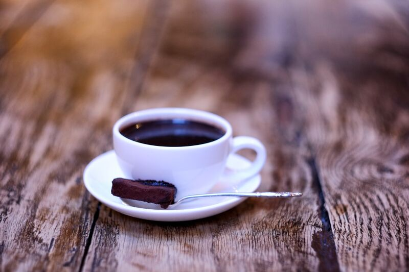 Cocoa Tree Cafe luxury intense hot chocolate available to order online from Pittenweem, Fife, Scotland, UK.