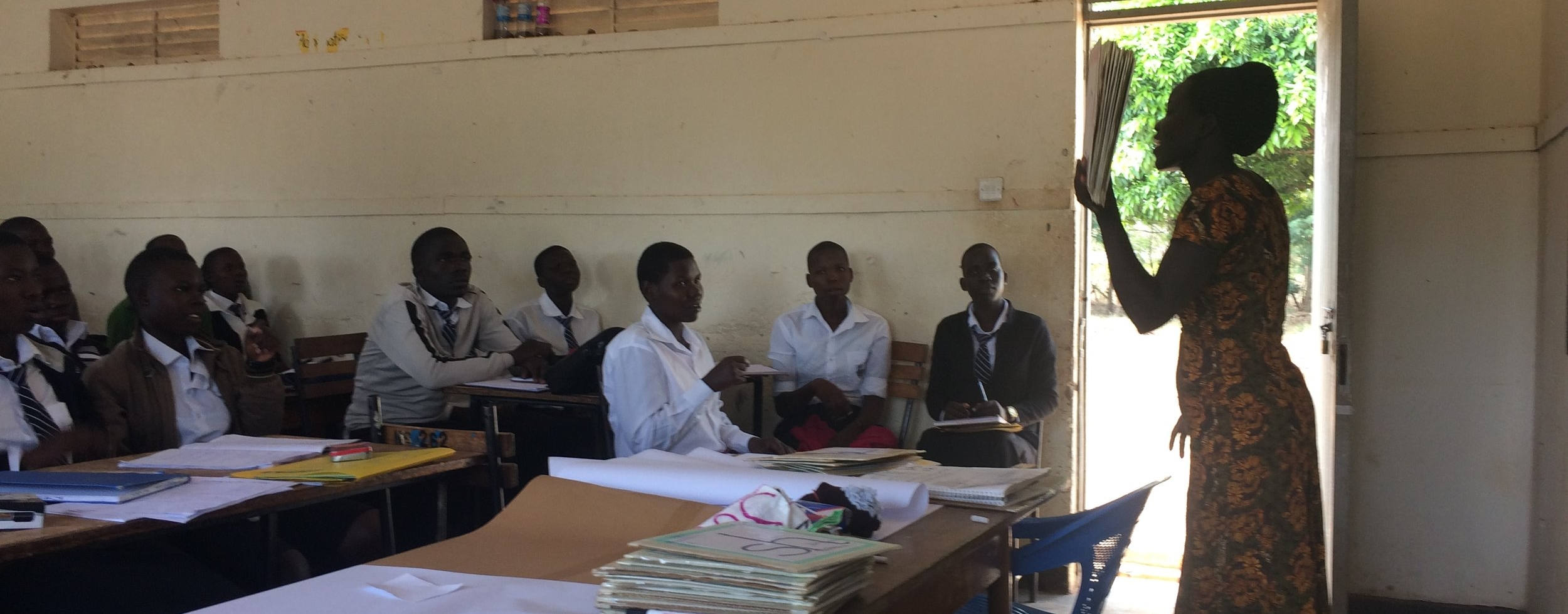 Pre-Service Teacher Training -