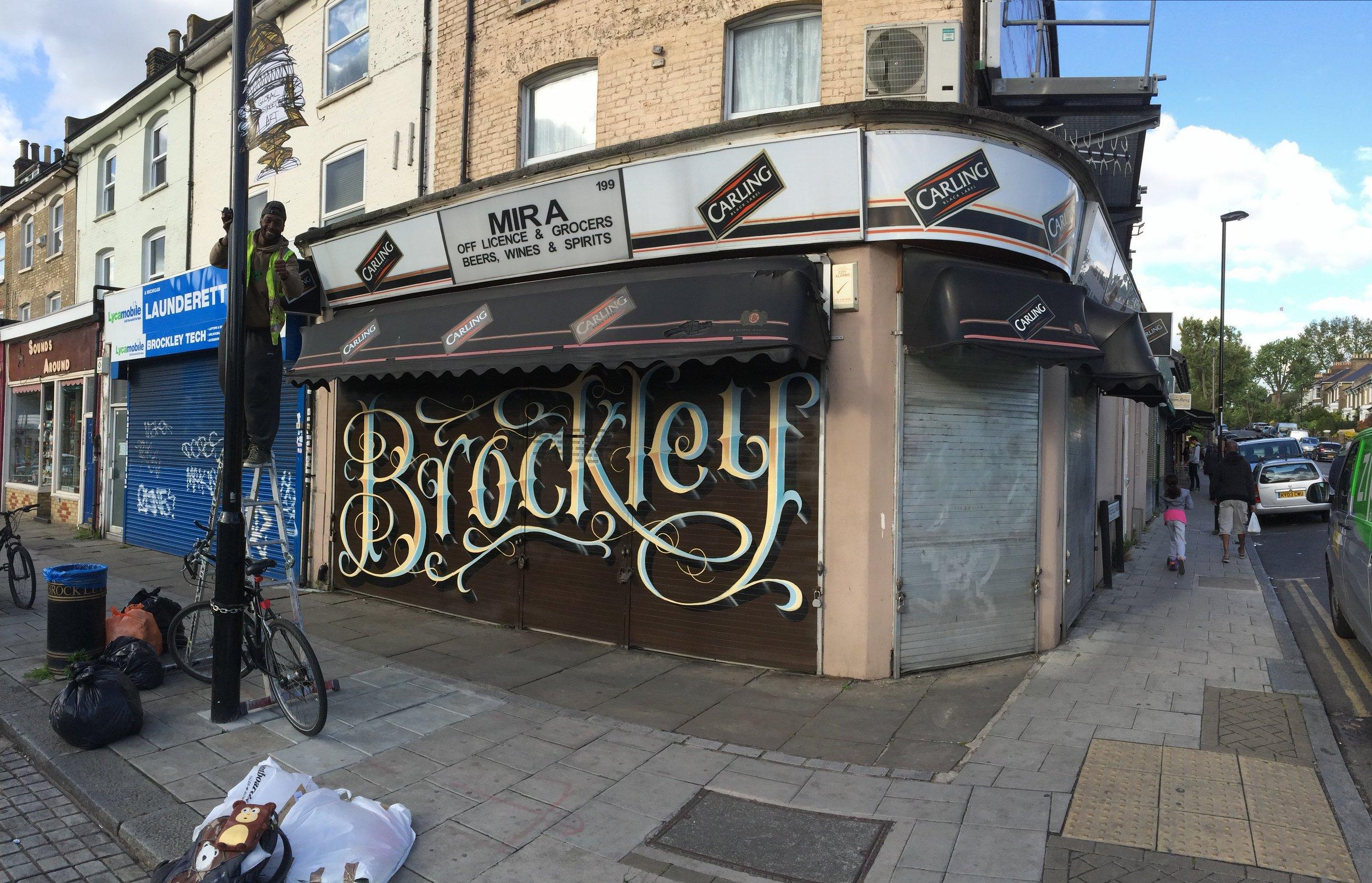 Nathan Bowen & Lionel Stanhope (c) Global Street Art  (33).JPG