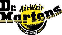 Dr Martens company logo