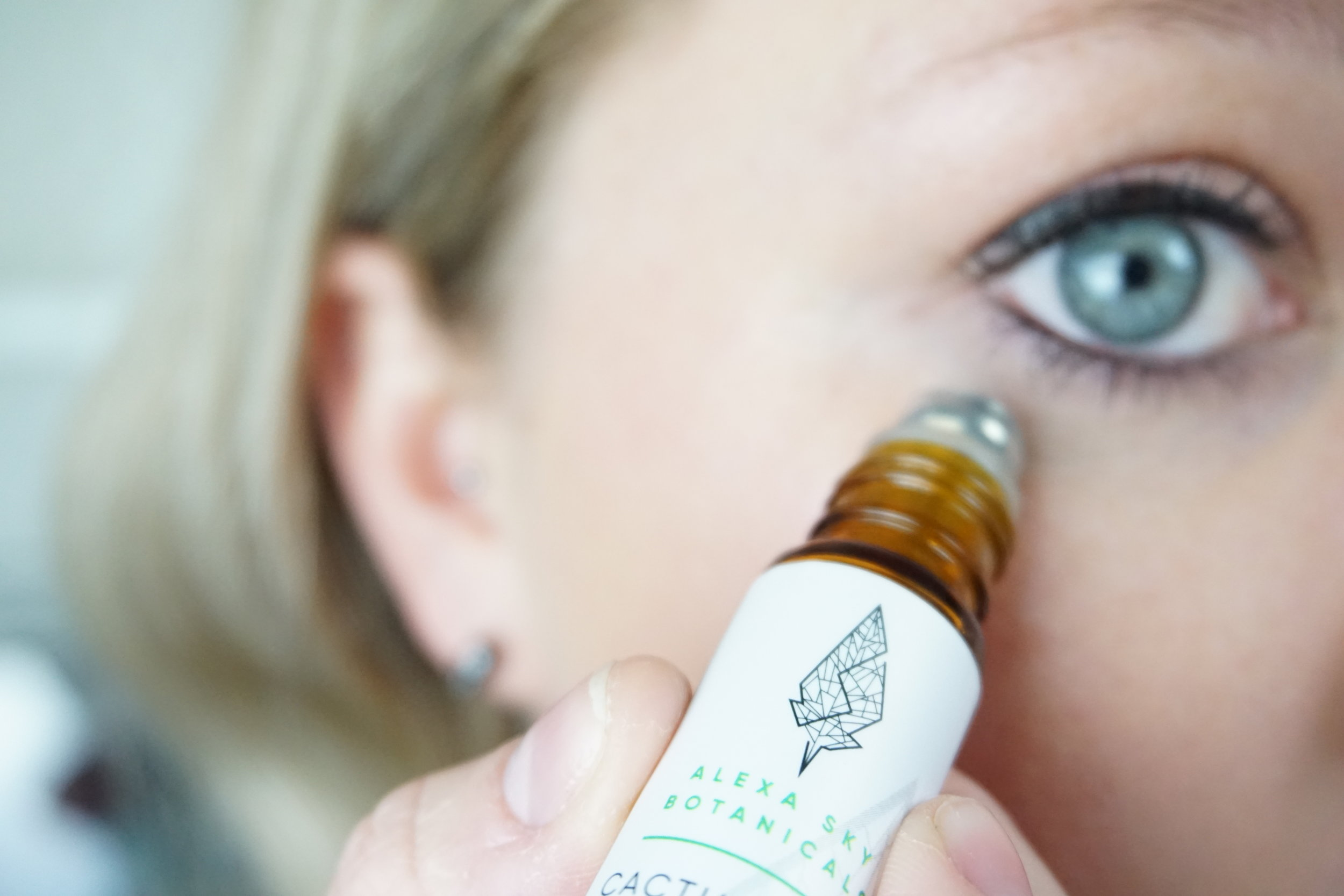 The skin underneath the eye is very, very delicate and needs to be treated right, so anti-ageing properties from Cacti-style fruits are ideal. Tip: I like to pop this on before bed, so it has all night to get to work!