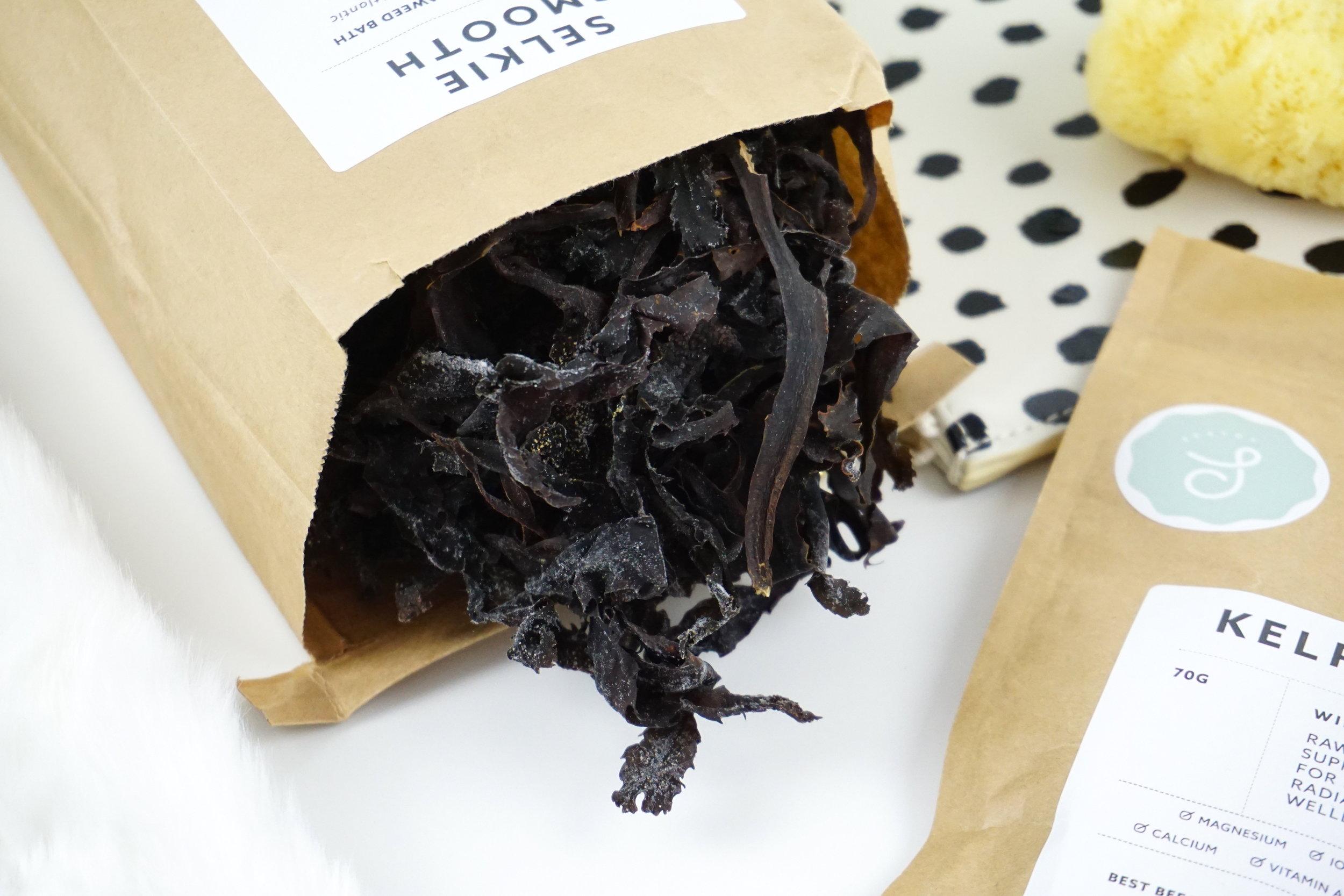 Seatox 'Selkie Smooth' Seaweed Bath -