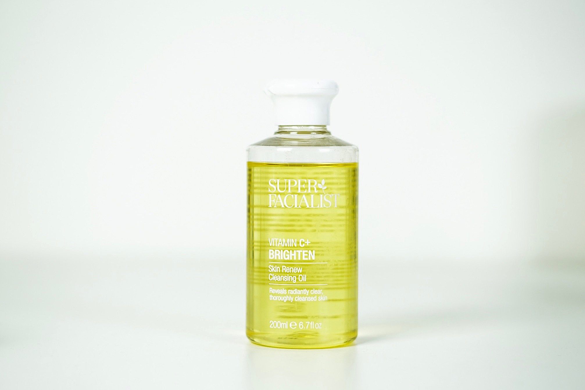 Featured: Super Facialist Vitamin C Cleansing Oil