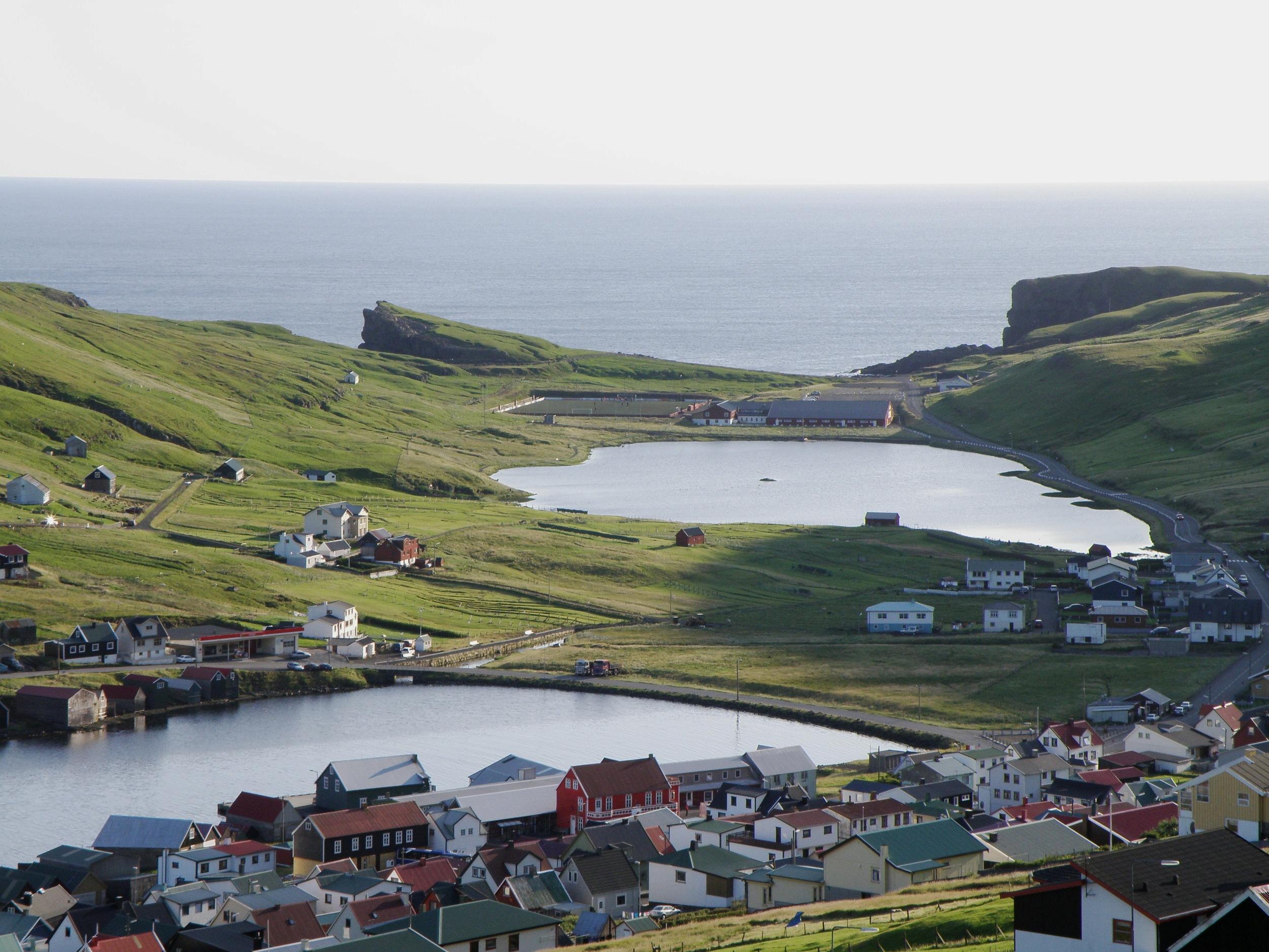 Vágur, Suðuroy