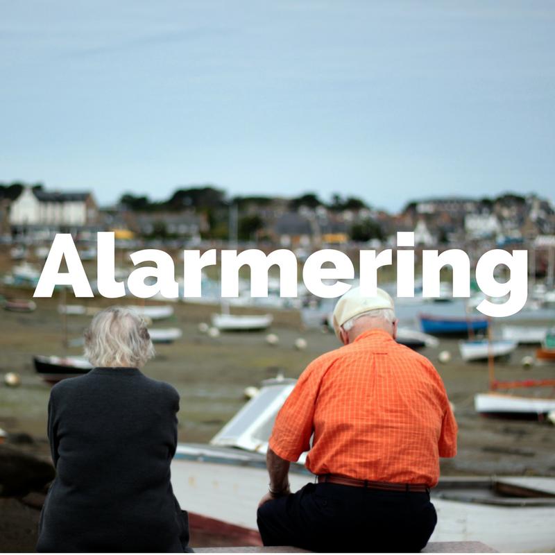 Alarmering software