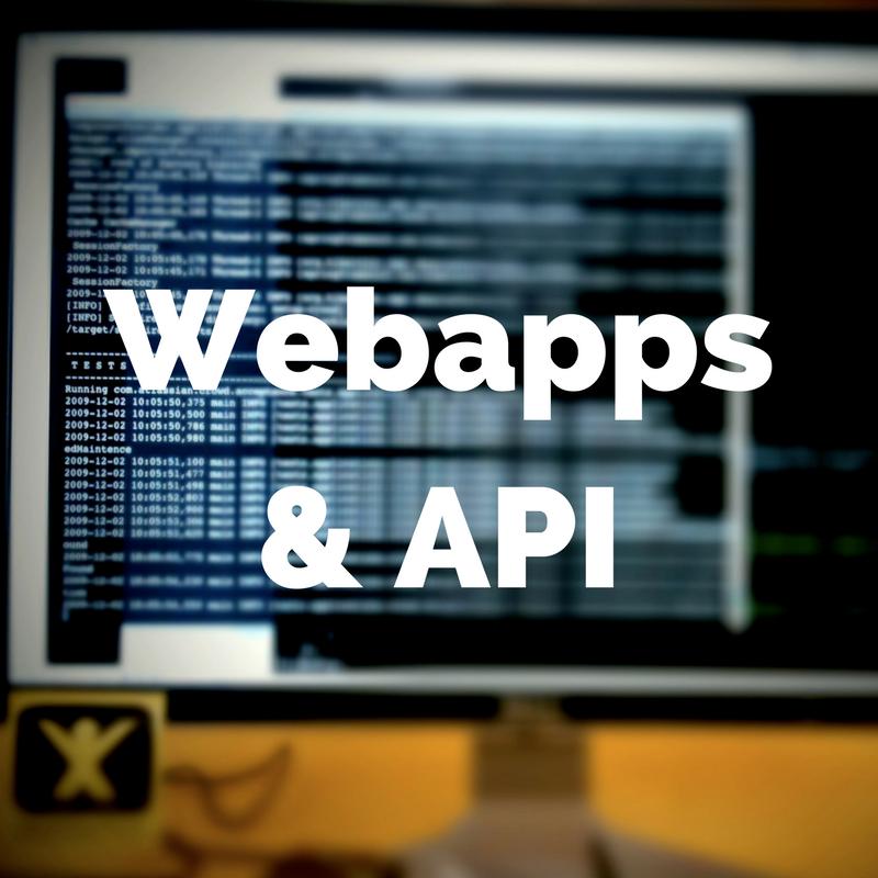 Webapps & API.png