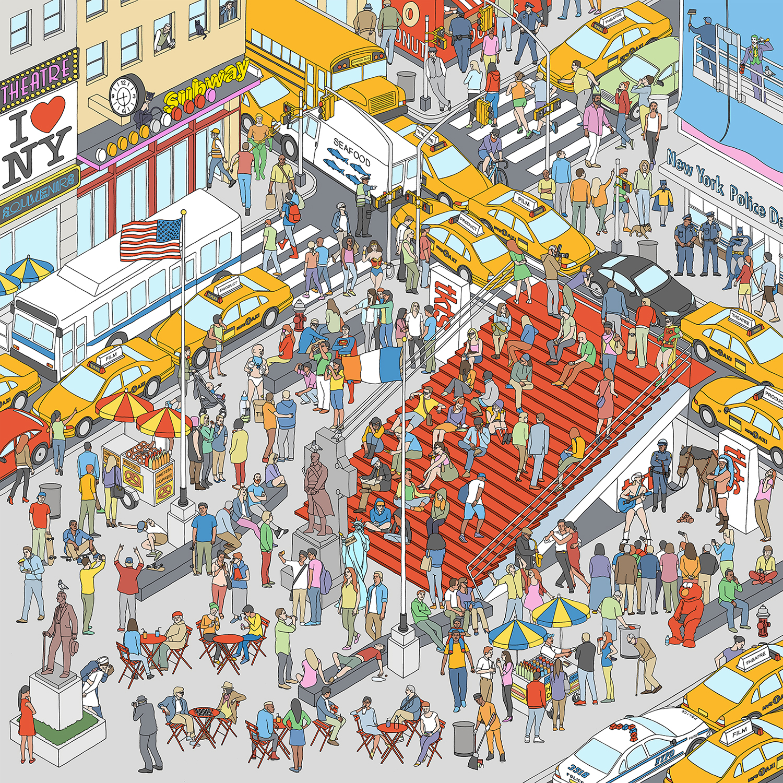 Where's Batman?