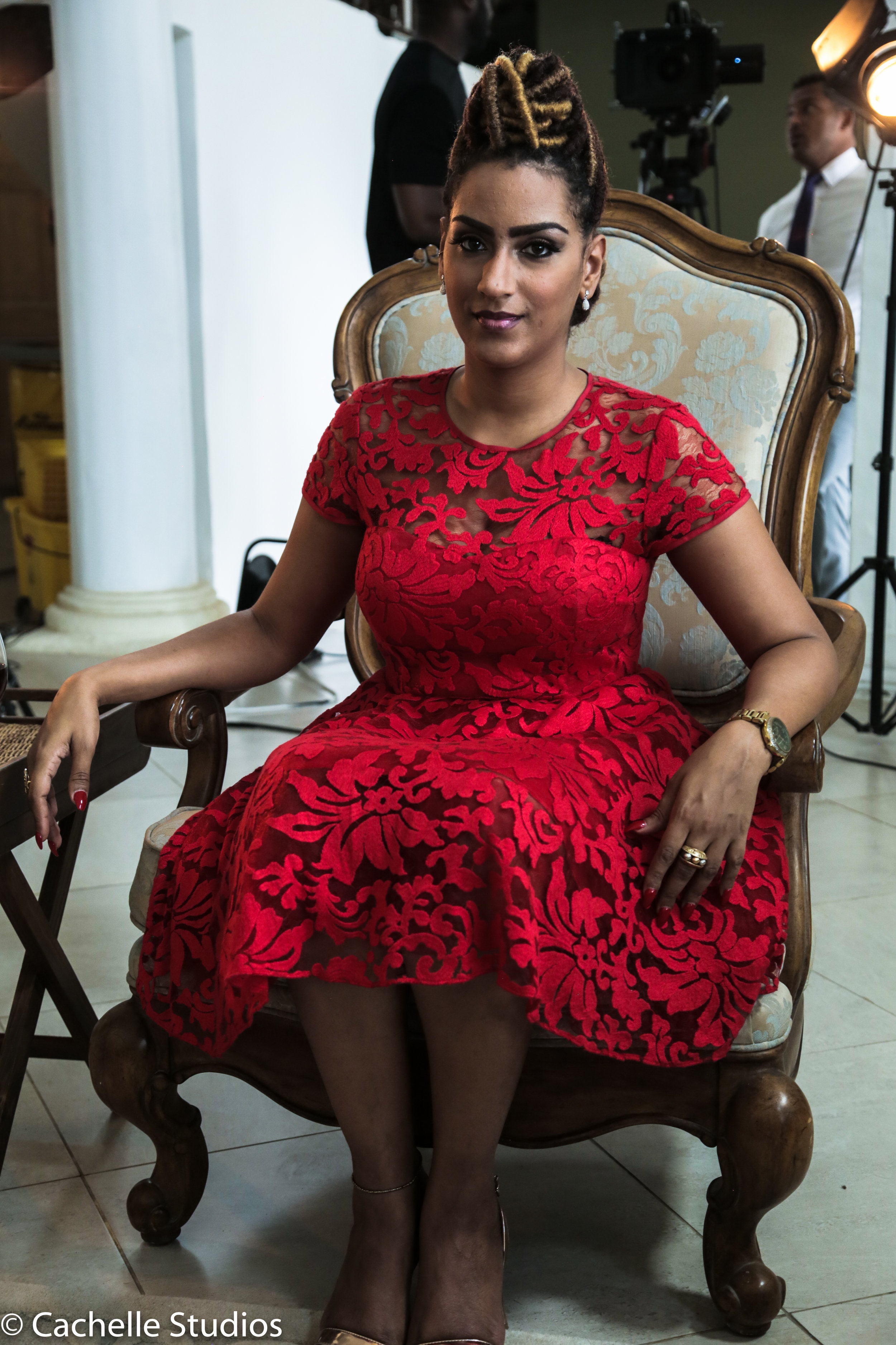 "Juliet Ibrahim as Michelle    Juliet Ibrahim  is a  Ghanaian  actress, film producer, singer and humanitarian of  Lebanese ,  Liberian  and  Ghanaian  descent. She won the  Best Actress in a Leading Role  award at the  2010 Ghana Movie Awards  for her role in   4 Play  . She has been referred to as the ""Most Beautiful West African Woman"" according to A-listers Magazine"