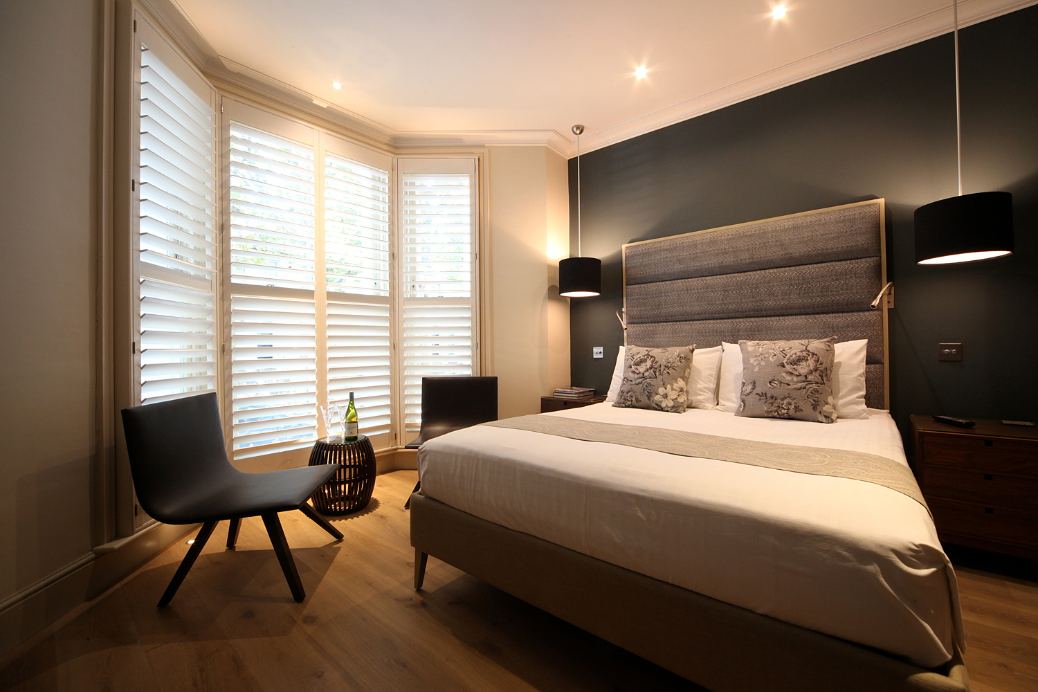 King Ensuite Room London
