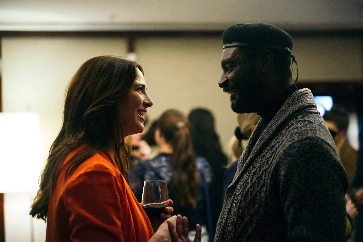 Haley Bishop and Stil Williams - Whirlpool Bulgari screening.jpg