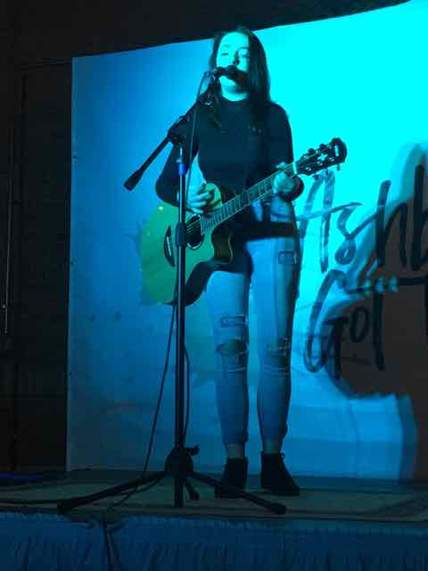 2016 AGT Songwriters Award Winner Nicoletta Karamanis