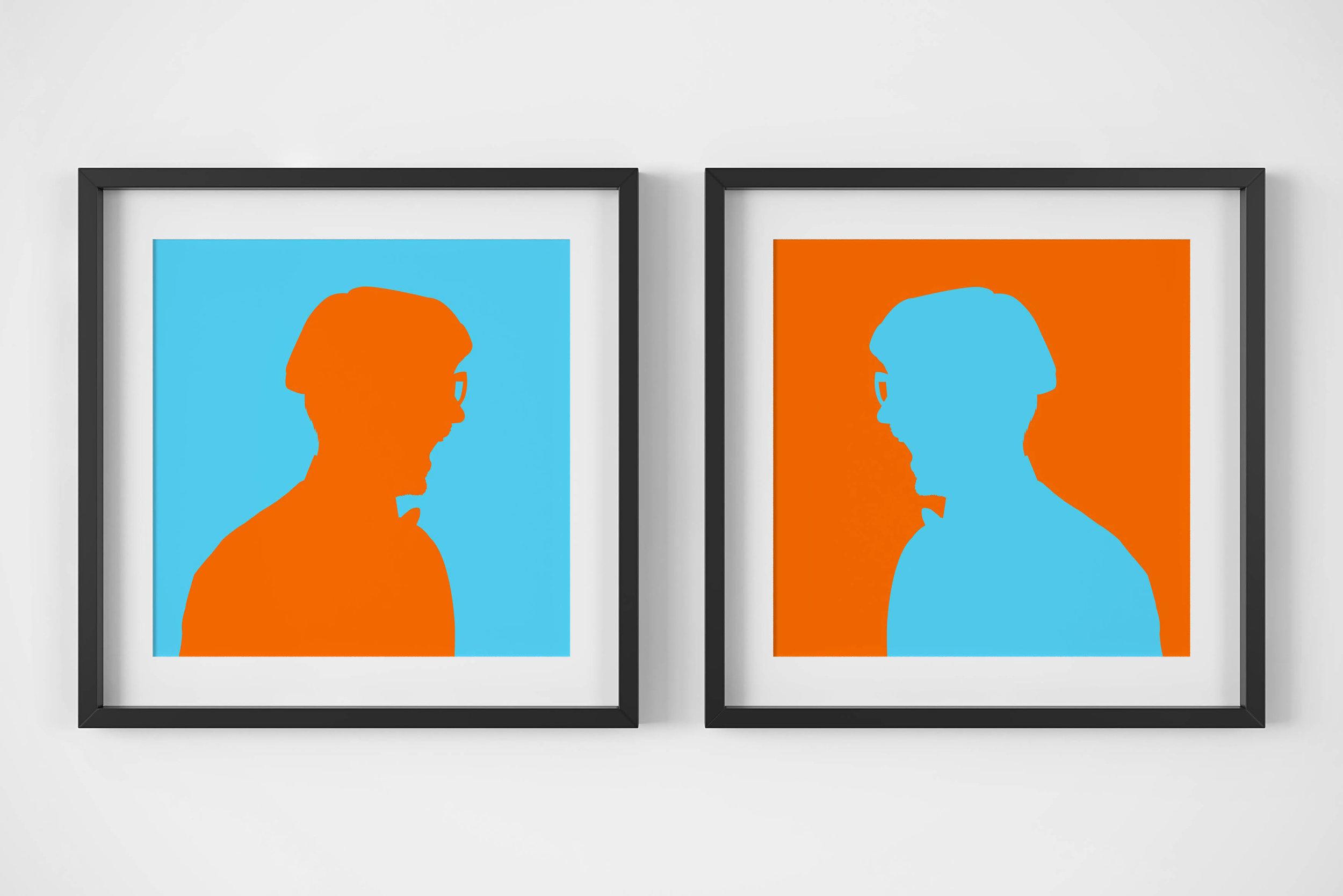 Colour: Bespoke /  Size - 50 x 50cm