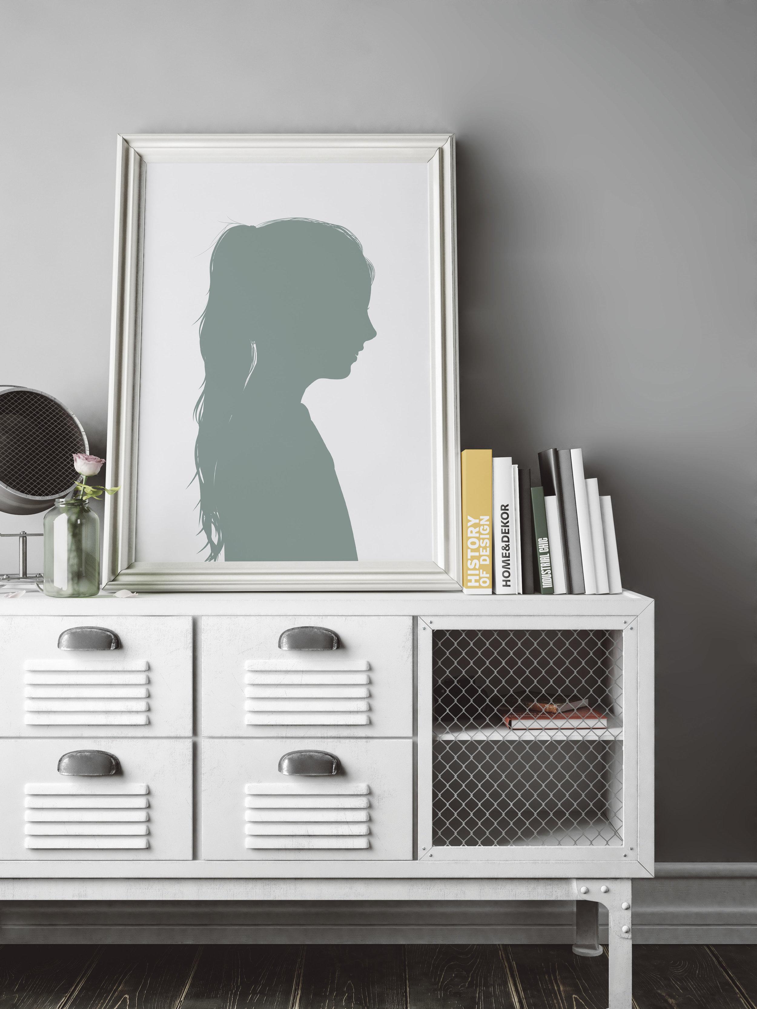 Colour - EE01  Size - 50 x 70cm
