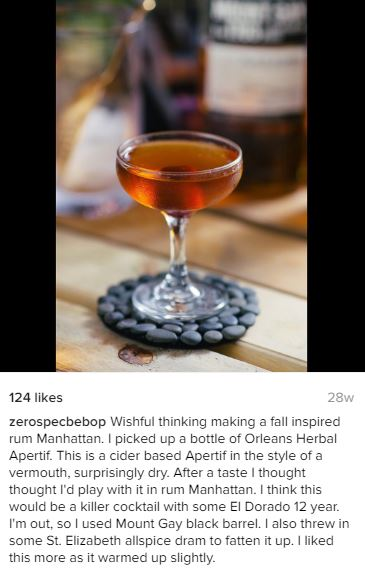 RumManhattanCocktail