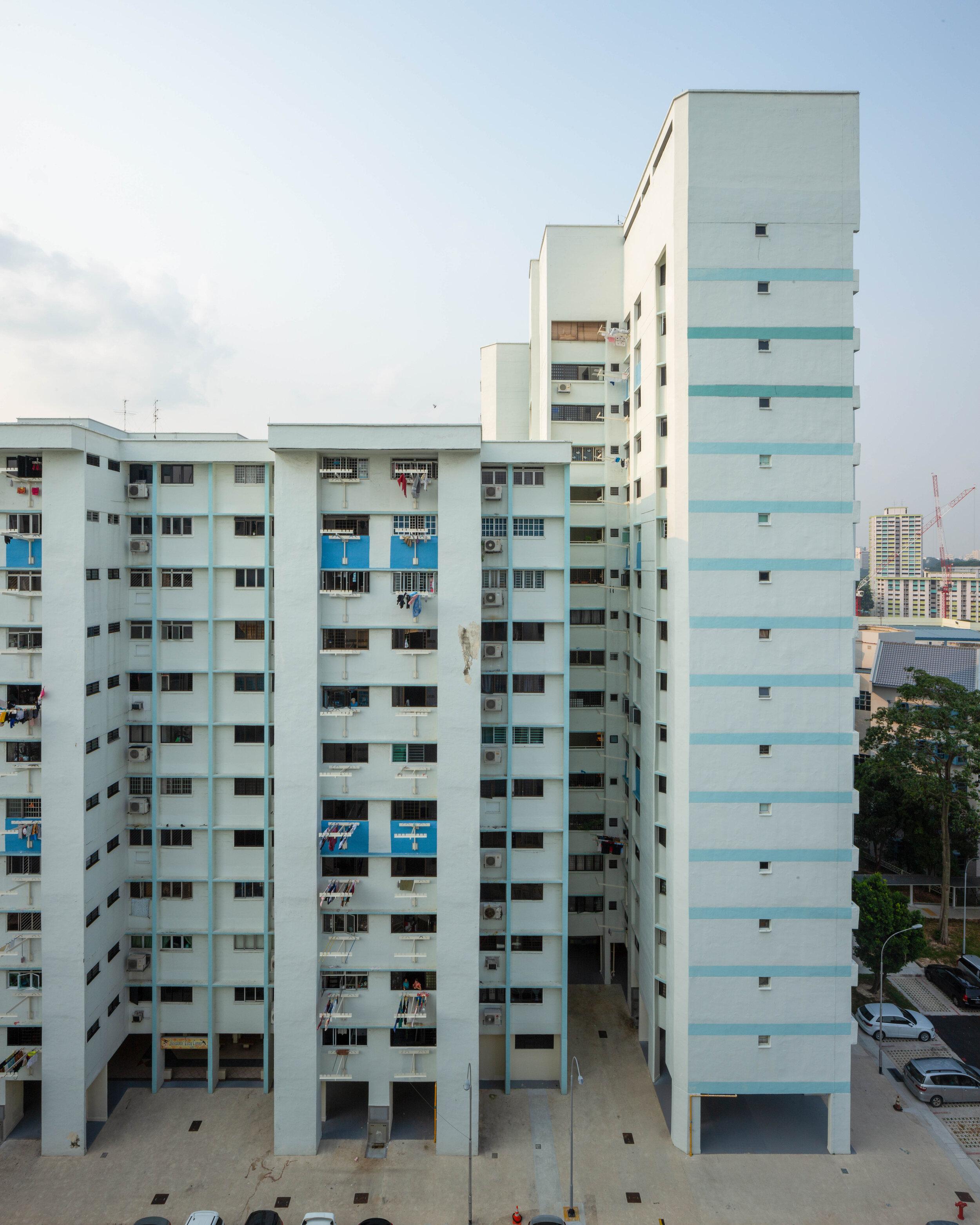 Bukit Purmei HDB, Singapore