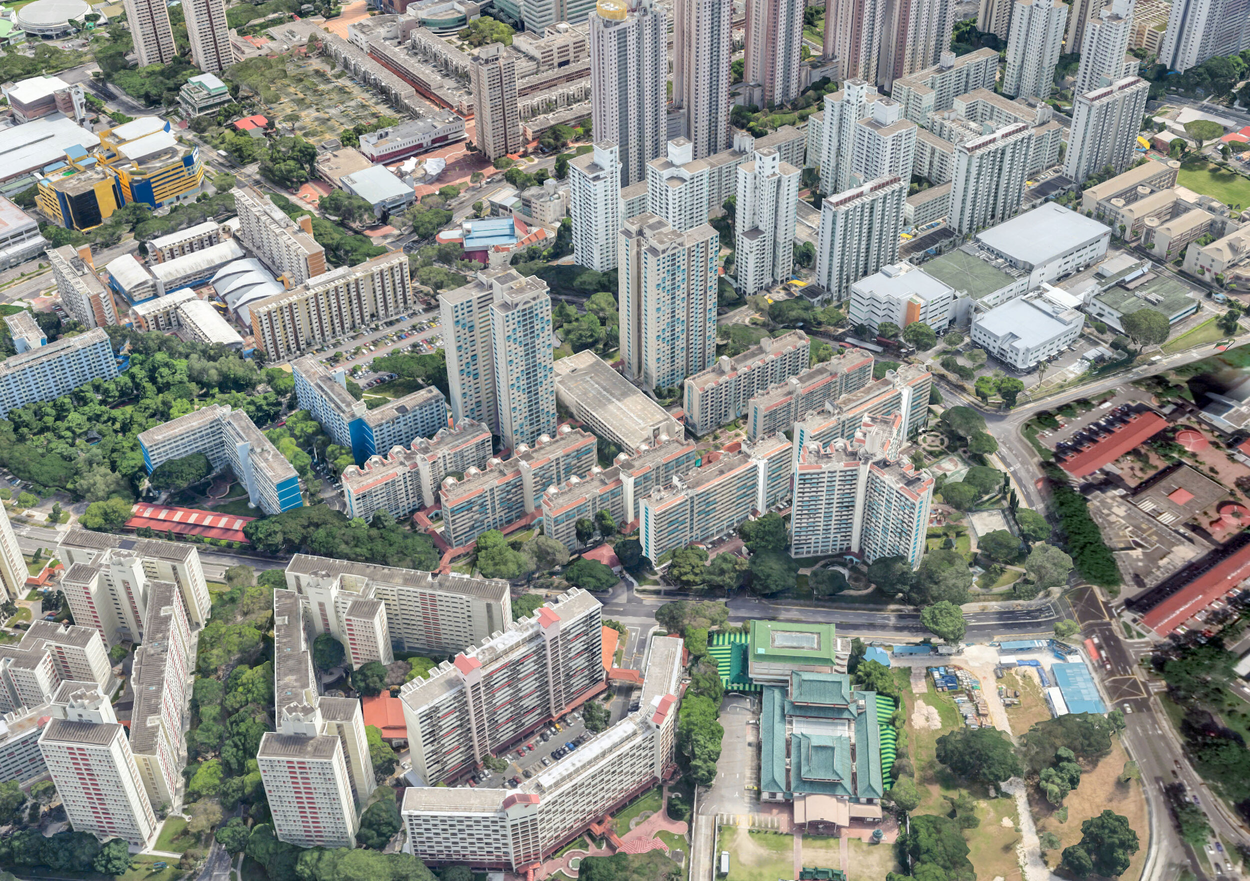 The general area I documented around Toa Payoh, image courtesy Google Maps, image by Andrew Campbell Nelson.jpg