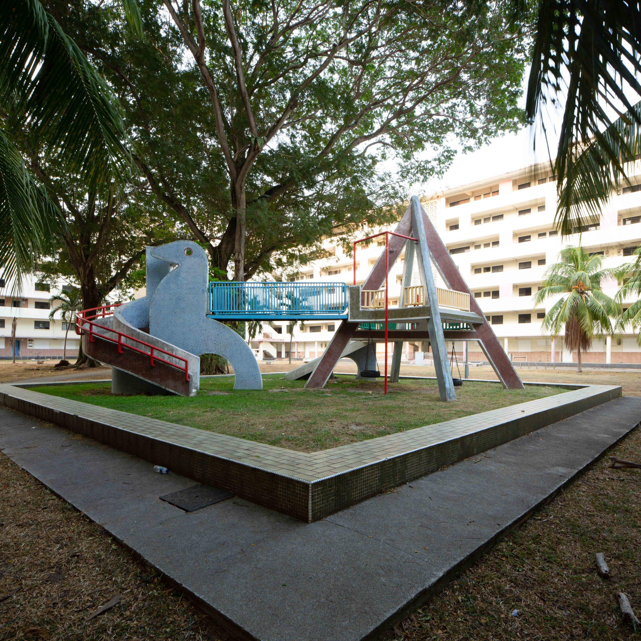 The Dove Playground