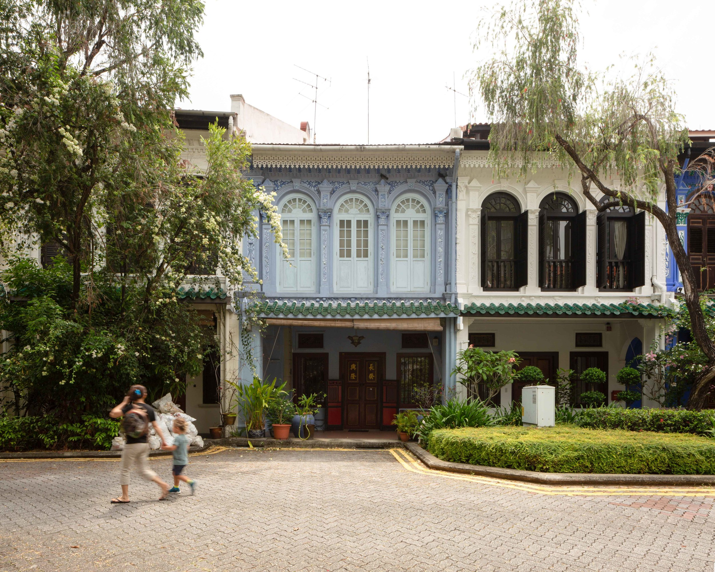 94 Emerald Hill Road, designed by W.T. Moh and developed by Chew Keng Cheng & Others in 1903