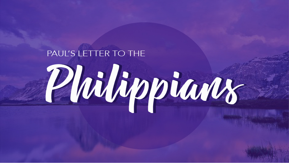 Paul's Letter to the Philippians   Study Guide
