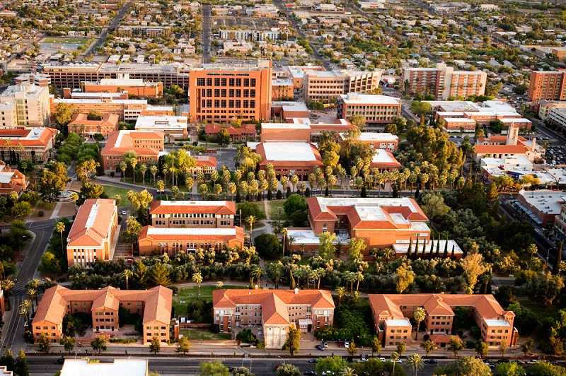 JAC atThe University of Arizona -
