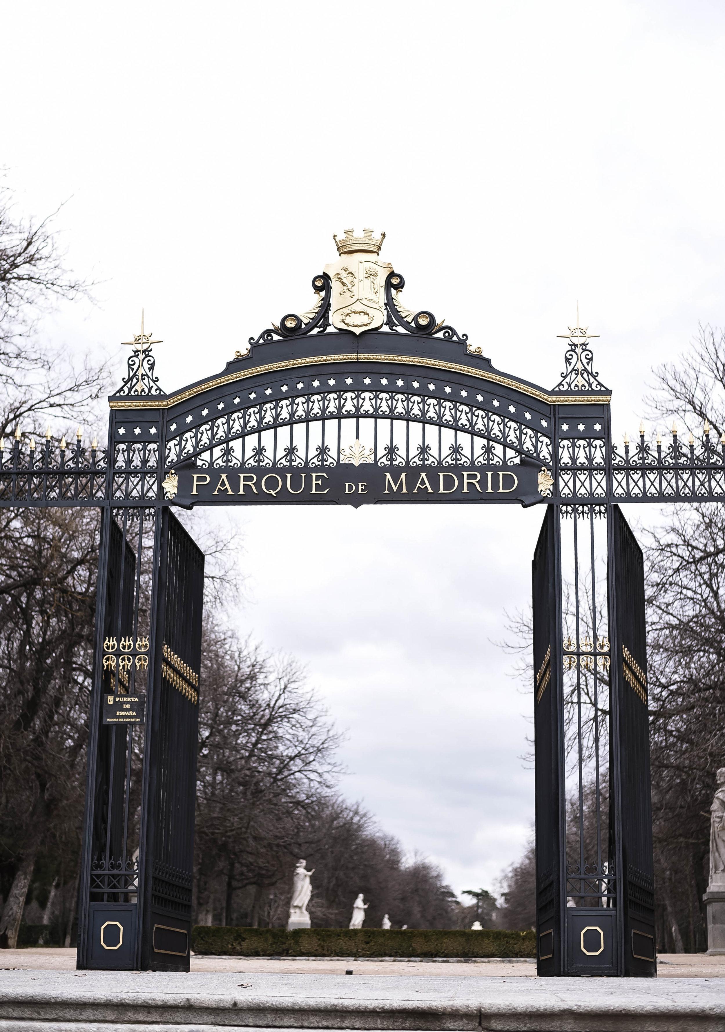 Parque de Madrid © 2018 Nidia Serrano