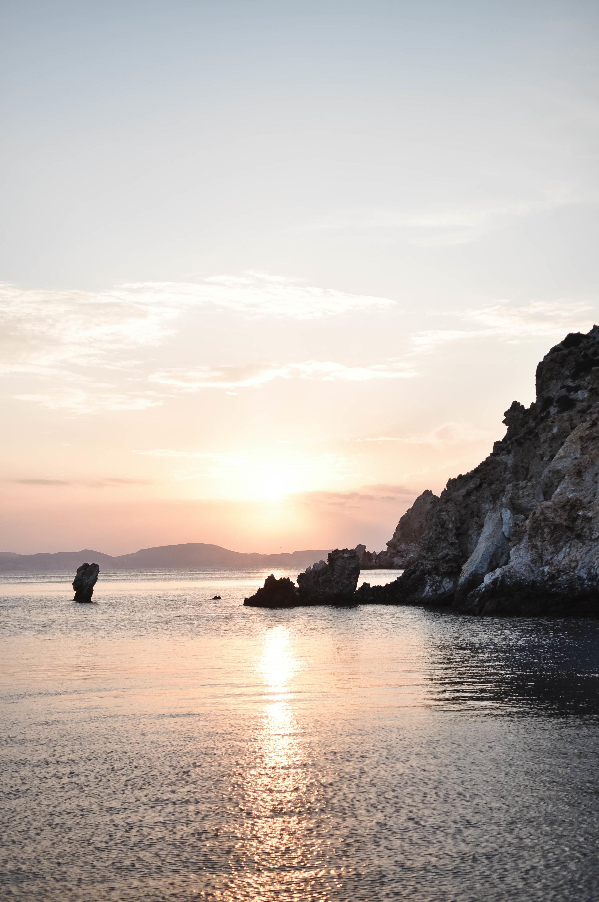Polyaigos, Greece © 2018 Nidia Serrano