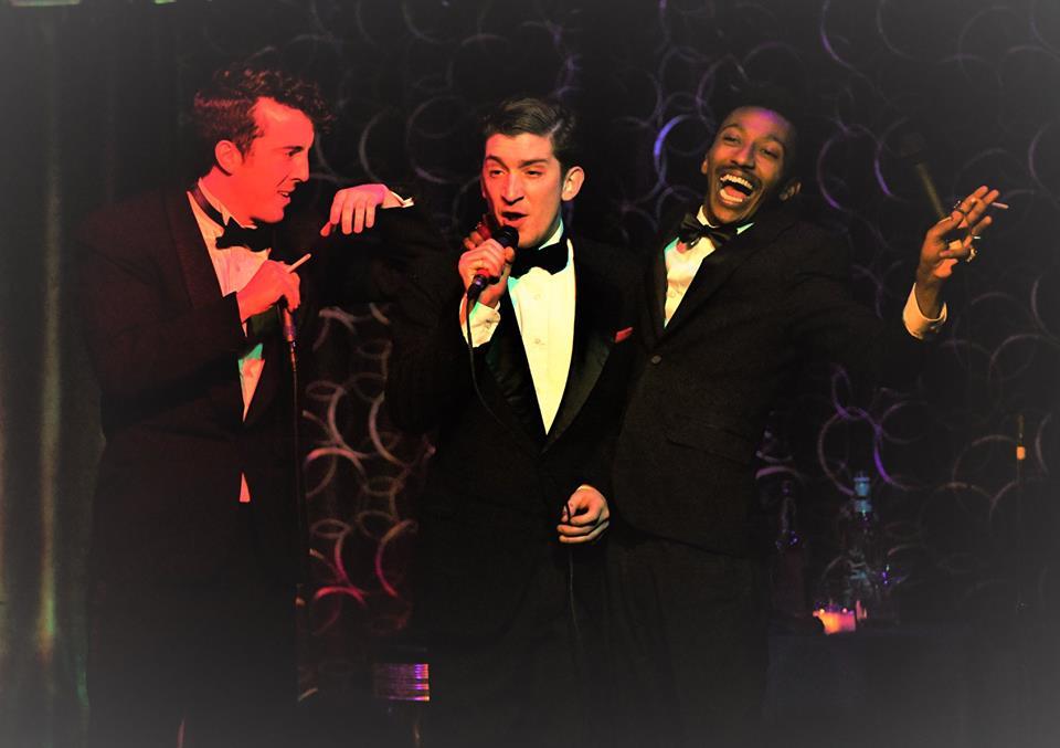Rat Pack In Love  Dean Martin:  Carter Ellis   Sammy Davis Jr:  Solomon Key