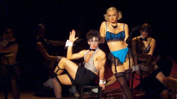 Emcee - Cabaret  Sally Bowles - Cabaret -  Alexis States
