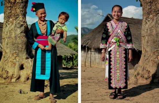 Laos girls