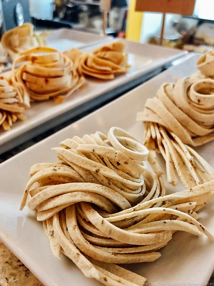 Artisan Homemade Pasta Made Daily