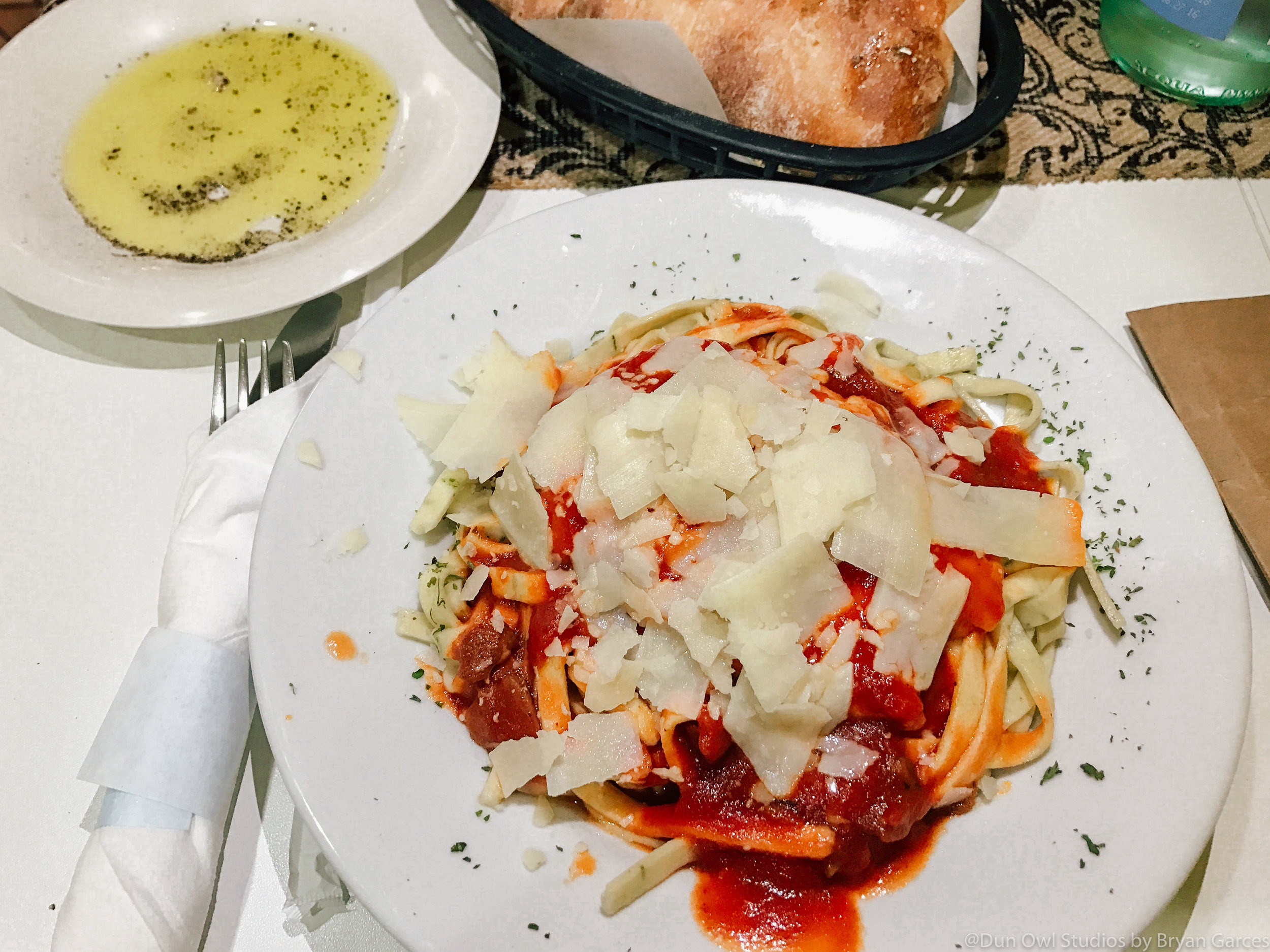 Delicious Homemade Fresh Pasta by Trevi Pasta
