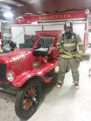 Volunteer Fireman